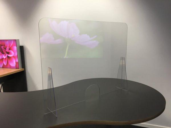 Tröpfcheninfektionsschutz Acrylglas